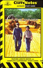 Of Mice and Men: Cliff Notes Ultimate Study Guide [O-Ring] - Gary Sinise