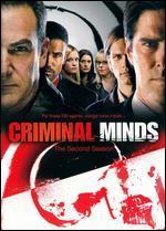 Criminal Minds: The Second Season [6 Discs]