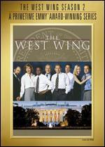 West Wing: The Complete Second Season [4 Discs] [Emmy Tip-On Cover]