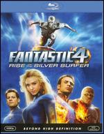 Fantastic Four: Rise of the Silver Surfer [Blu-ray] - Tim Story