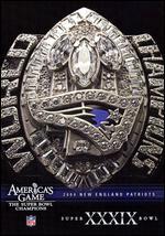 NFL: America's Game: 2004 New England Patriots -