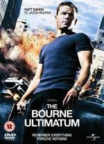 The Bourne Ultimatum [2007] (2007) Matt Damon; Paul Greengrass