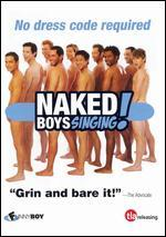 Naked Boys Singing!