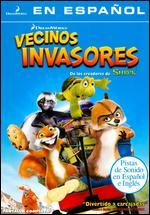 Over the Hedge [Spanish Packaging]