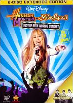 Hannah Montana and Miley Cyrus: The Best of Both Worlds Concert - The 3-D Movie [2 Discs] - Bruce Hendricks