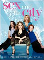 Sex and the City: The Complete Second Season [3 Discs] [With Movie Money]