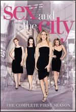 Sex and the City: The Complete First Season [2 Discs] [With Movie Money]