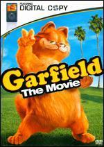 Garfield: The Movie [WS] [Includes Digital Copy] [2 Discs]