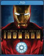 Iron Man [Blu-ray] [2 Discs] [With Digital Download Card] [Circuit City Exclusive]