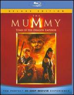The Mummy: Tomb of the Dragon Emperor [WS] [Deluxe Edition] [2 Discs] [Includes Digital Copy] [Blu-ray