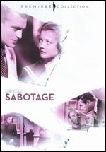 Sabotage - Alfred Hitchcock
