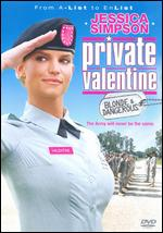 Private Valentine: Blonde and Dangerous [WS] - Steve Miner