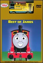 The Thomas & Friends: Best of James [With Toy]