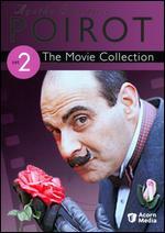 Agatha Christie's Poirot: The Movie Collection - Set 2 [3 Discs] -