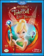 Tinker Bell and the Lost Treasure [2 Discs] [Blu-ray] - Klay Hall