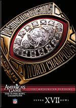 NFL: America's Game - 1982 Washington Redskins - Super Bowl XVII -