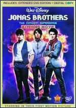 Jonas Brothers: The Concert Experience [Extended Version] [2 Discs] [Includes Digital Copy] - Bruce Hendricks