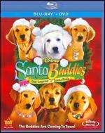 Santa Buddies [2 Discs] [Blu-ray/DVD]