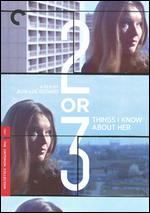 Two or Three Things I Know About Her [Criterion Collection] - Jean-Luc Godard