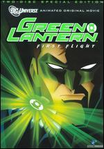 Green Lantern: First Flight [2 Discs]