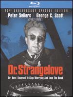 Dr. Strangelove [45th Anniversary Edition] [Blu-ray] - Stanley Kubrick