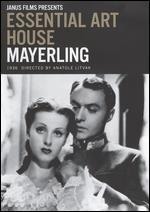 Essential Art House: Mayerling [Criterion Collection]