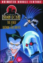 Adventures of Batman and Robin: The Joker/Fire and Ice [Eco Amaray]