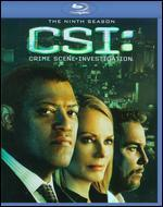 CSI: Crime Scene Investigation - The Ninth Season [6 Discs]