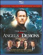 Angels & Demons [2 Discs] [Blu-ray] [Theatrical & Extended Editions] - Ron Howard