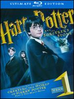 Harry Potter and the Sorcerer's Stone [WS] [Ultimate Edition] [3 Discs] [With Book] [Blu-ray] - Chris Columbus