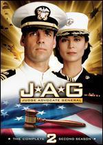 Jag (Judge Advocate General)-the Complete Second Season