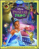 The Princess and the Frog [3 Discs] [Includes Digital Copy] [Blu-ray/DVD]