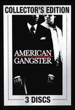 American Gangster-2 Disc Extended Collectors Edition Steel Book [2007] [Dvd]