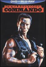 Commando [2 Discs] [Blu-ray/DVD]