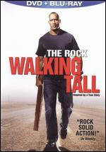 The Walking Tall [2 Discs] [Blu-ray/DVD]