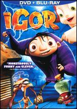 Igor [P&S] [2 Discs] [Blu-ray/DVD] - Tony Leondis