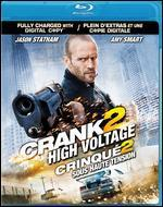 Crank 2: High Voltage [Bilingual] [2 Discs] [Blu-ray] [Includes Digital Copy]