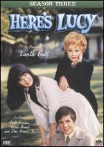 Here's Lucy: Season Three [4 Discs] -