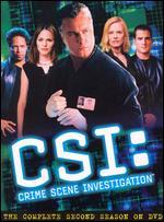 CSI: Crime Scene Investigation: Season 02