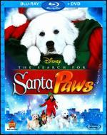 The Search for Santa Paws [2 Discs] [Blu-ray/DVD]