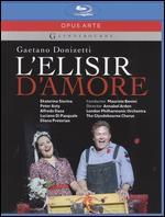 Donizetti: L'Elisir D'Amore-Featuring the Glynedbourne Chorus and London Philharmonic Orchestra [Blu-Ray]