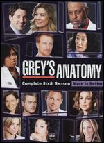 Grey's Anatomy: Season 06 -