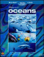 Disneynature: Oceans [Blu-ray/DVD] - Jacques Cluzaud; Jacques Perrin