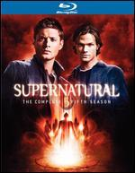 Supernatural: The Complete Fifth Season [4 Discs] [Blu-ray]
