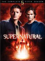 Supernatural: The Complete Fifth Season [6 Discs]
