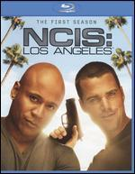 NCIS: Los Angeles - The First Season [5 Discs] [Blu-ray]