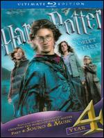 Harry Potter and the Goblet of Fire [WS] [Ultimate Edition] [3 Discs] [With Photo Book] [Blu-ray] - Mike Newell