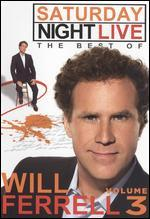 Saturday Night Live: Best of Will Ferrell-Volume Three