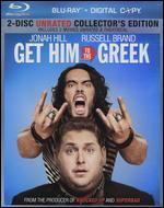 Get Him to the Greek [Includes Digital Copy] [Rated/Unrated] [2 Discs] [Blu-ray]