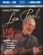 Les Paul: Live in New York (Blu-Ray/ Dvd Combo + Digital Copy)